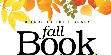 2017 Book Sale Fall Flyer