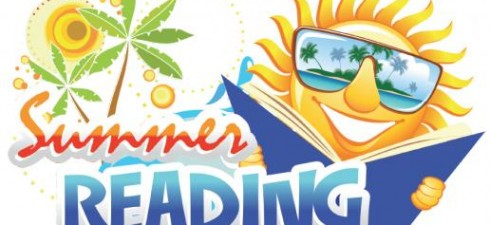 Sign up for Summer Reading, either online on in the library!