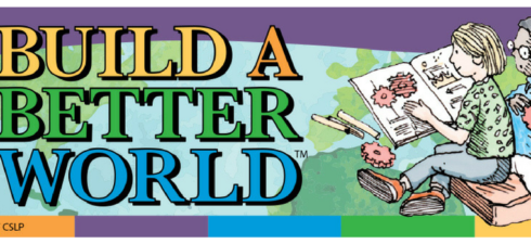 "Building a better and wonderful world!  Summer reading clubs for all ages! Paw Patrol, Scavenger Hunt, WONDERful puppet show, 80s Night, ""Wonder,"" Touch-a-Truck, LEGO, origami, ice cream and SO MUCH […]"