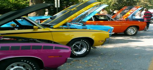 Often imitated, never duplicated! Join us for our eleventh year! Dance to favorite oldies with DJ Clint Stokes. Check out the coolest cruise cars. Free and open to all! Hot […]