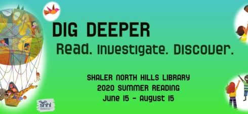 We're excited to offer 'online' Summer Reading for ALL AGES! Adults, teens, and children can all register online for loads of reading fun. This summer, our reading program will look […]