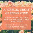 Visit https://shalergardens.blogspot.com to enjoy the tour and visit your neighbor's gardens.  If you enjoyed the tour, please donate via www.shalerlibrary.org.  Thank you! For over 10 years the Shaler Garden Club and […]
